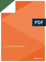 Tema I. LA CONSTITUCIÓN ESPAÑOLA