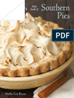 Recipes from Mrs. Rowe's Little Book of Southern Pies by Mollie Cox Bryan