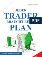 Jeder Trader braucht einen Plan - Detlef Wormstall