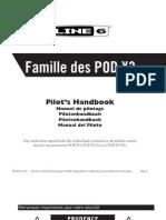 POD X3 Advanced Guide (Rev E) - French