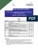 SpecialCircs_GuidanceforApplicants_2011_V.2_FINAL