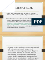 Politica Fiscal y Monetaria (1) (1) (1)