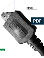 HDMI Leaflet Rotel