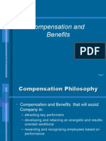 Compensation & Benefits