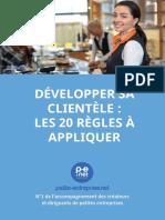 Guide Développer Sa Clientèle