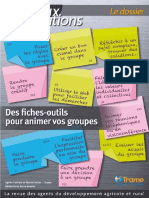 Fiches Outils Pour Formations