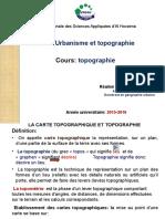 Carte Topographique Topographie
