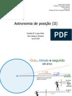 AstroPosicao II