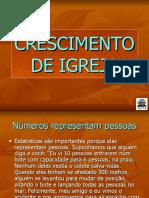 CRESCIMENTO DE IGREJA