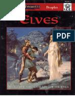 Rolemaster - Elves