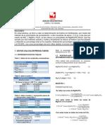 ANALISIS GRAVIMETRICO informe FINAL