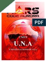 Réf Army Units UNA