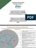 inforgrafia Comercio Internacional