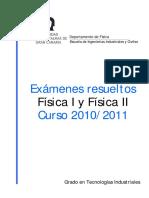 Examenes Resueltos Del Curso2010 2011-1