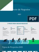 Proyecto de Negocios 2021 Abril Lideres