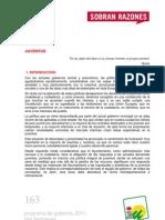 Programa de Gobierno 2011 - Dos Hermanas - Juventud