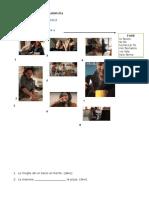 Parte B A1 pubblicità attività lessico e grammatica