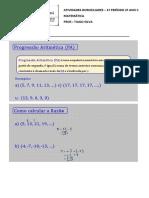 Atividade para Imprimir - 2º C