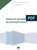 Ensino Da Matemática Na Educação Básica