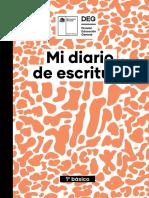 Diario 1° básico