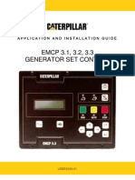 EMCP3 Generator Set Controls