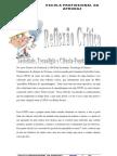 Reflexão Crítica de Sociedade,Tecnologia e Ciência-Fundamentos