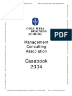 Columbia Case Book