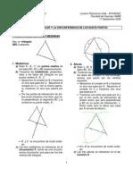 Circunferencia de los 9 puntos