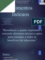 Laura Nunes_ alimentos inócuos