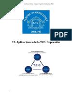 TCC - APLICACIÓN DE TCC DEPRESIÓN