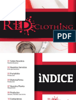 2 Brochure 1 Red Clothig S.a.S.