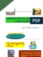 IDENTIDAD Y SEXUALIDAD
