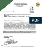CIRCULAR 05 PAGO DE PRUEBA SABER 11 2021