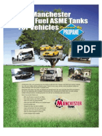 Propane Fueled Vehicles