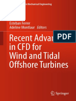 (Springer Tracts in Mechanical Engineering) Esteban Ferrer, Adeline Montlaur - Recent Advances in CFD for Wind and Tidal Offshore Turbines-Springer International Publishing (2019)