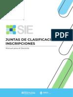 SIE-Juntas