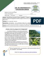 Historia-3ºA-Guía-Civilización-Griega-unidad-2