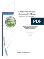 Comparacion de La Nueva y Antigua Clasificacion Periodontal