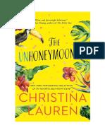 The Unhoneymooners - Christina Lauren (Traduzido) (1)