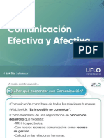 ComunicacionEfectivayAfectiva22019