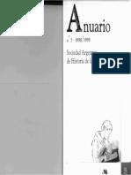Brusilovsky, S. (1999). Educación popular en la universidad reformista. el Departamento de Extensión Universitaria de la UBA (1956-1966) en Anuario 2 de la Sociedad Argentina de Historia de la Educación 1998-1999.