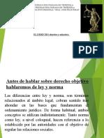 4ta Exposicion Sobre Derecho Objetivo y Derecho Sujetivo