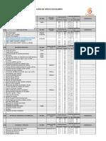 Lista  UTILES ESCOLARES 2021 Inicial 2-Grade PK2