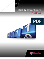 Mcaffe Risk Compliance Outlook 2011