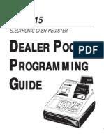 Samsung Cash Register Manual 4915