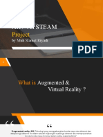 AR_VR_STEAM Project
