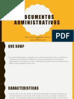 Documentos Administrativos 13