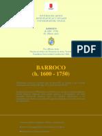BARROCO INTRODUCCION