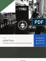 23923107-Police-Violence-and-Public-Security-in-Rio-de-Janeiro-and-Sao-Paulo