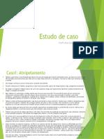 Estudo de Caso - 1